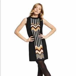 Missoni Target Chevron Zig Zag Knit Sweater Dress